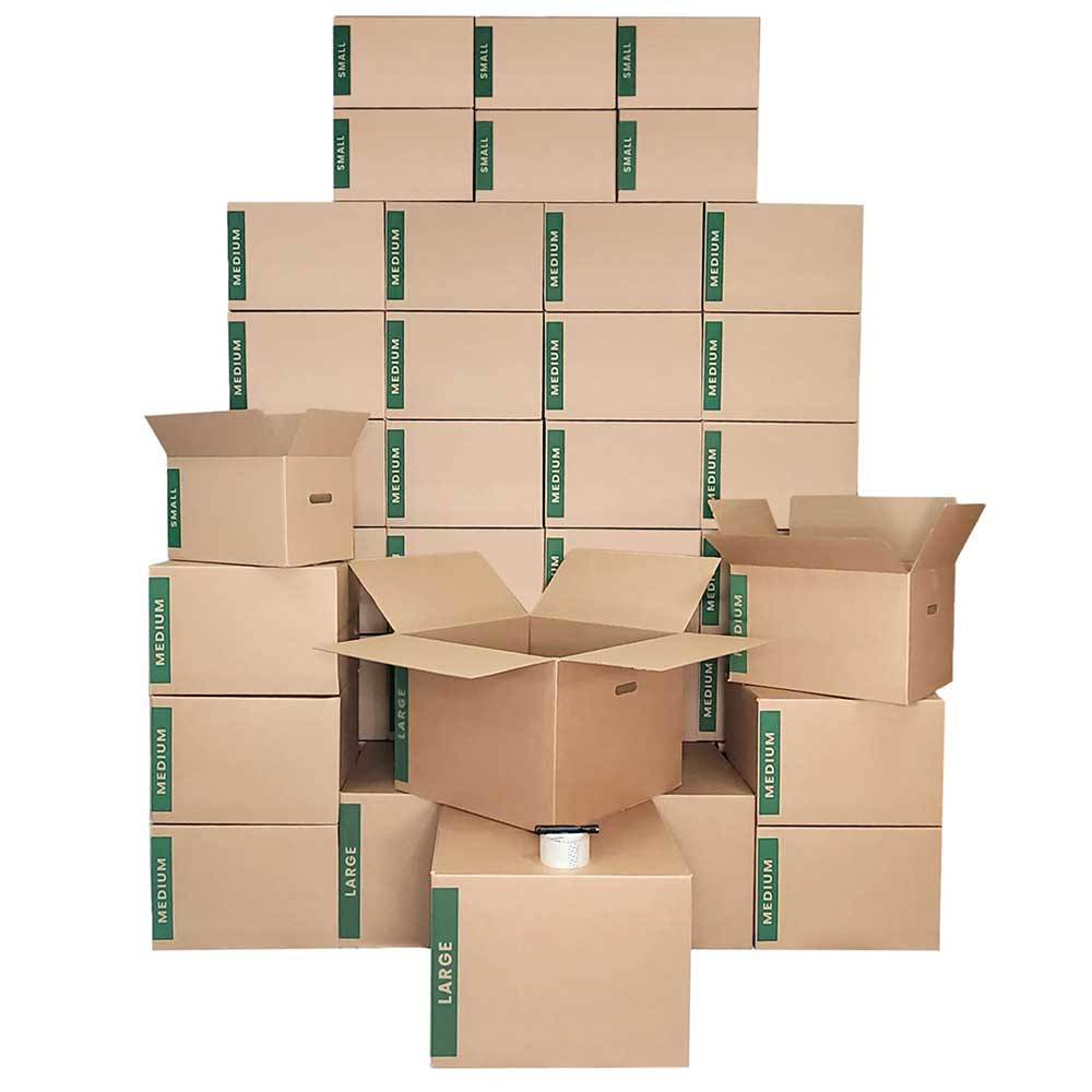deluxe value moving kit