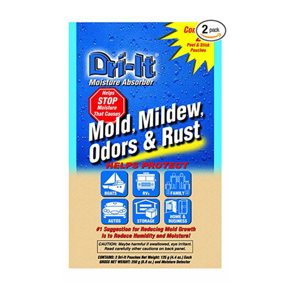 Dri-it moisture absorber pack
