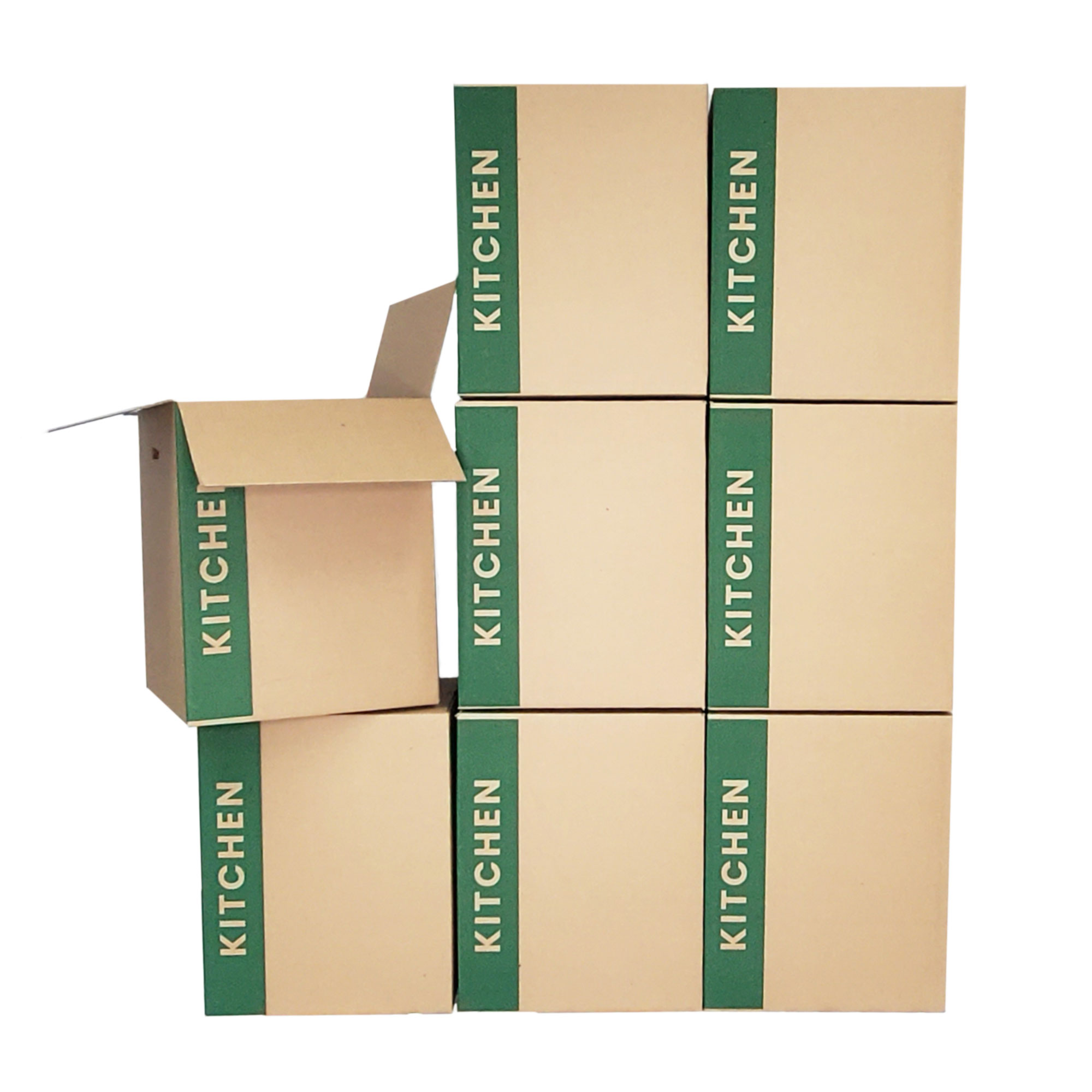kitchen box bundle of 8 boxes