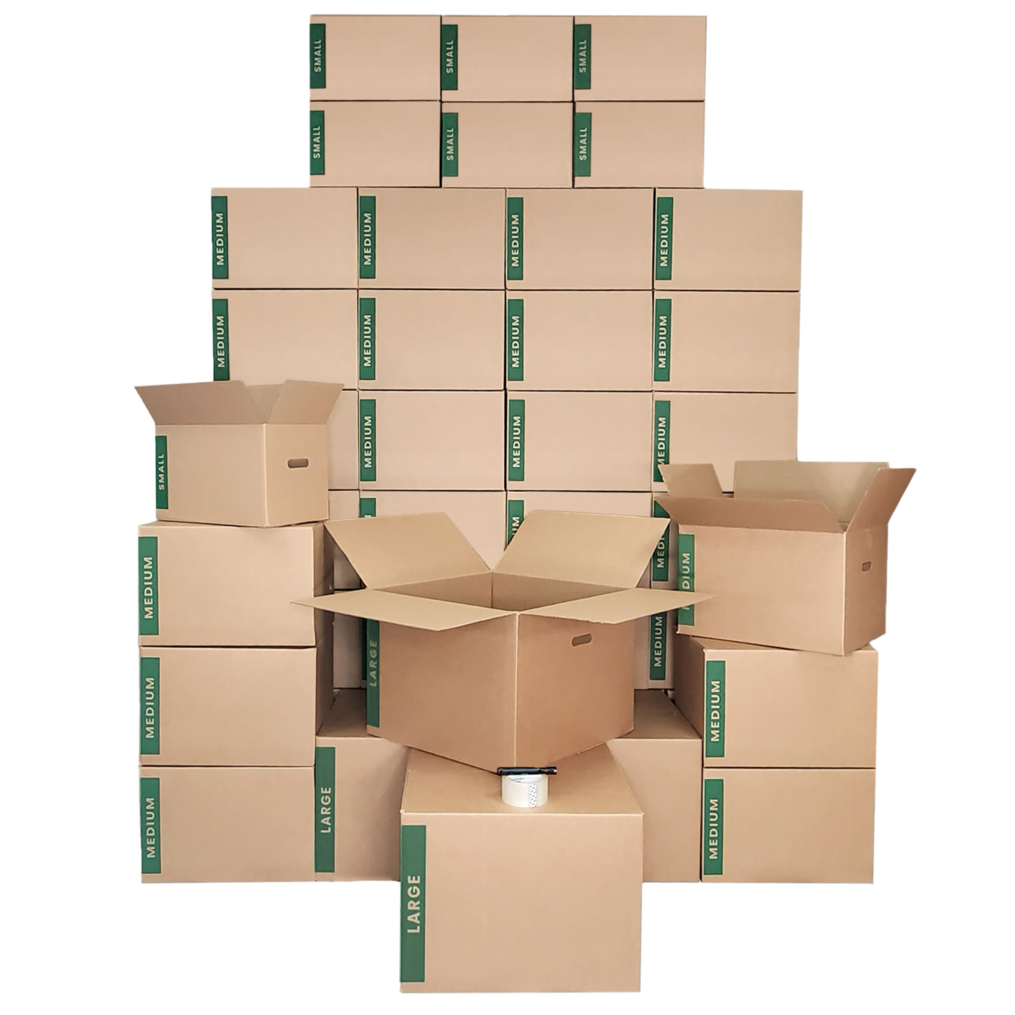 Deluxe Moving Box Kit