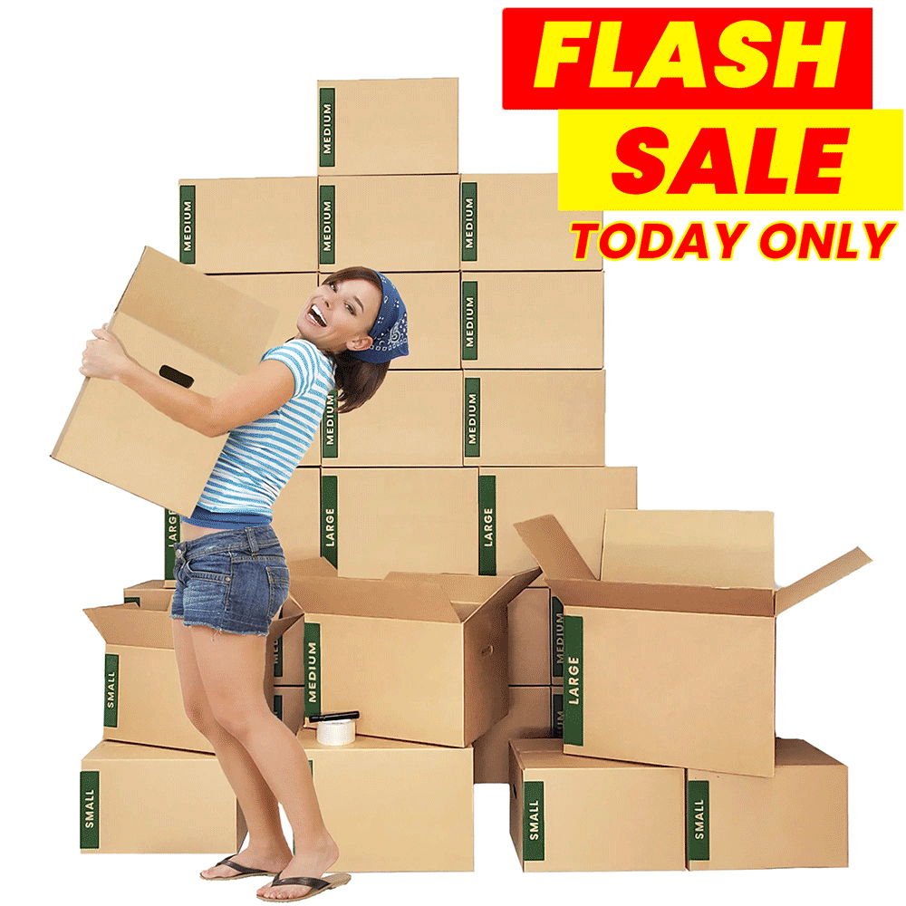 Super Value Moving Box Kit